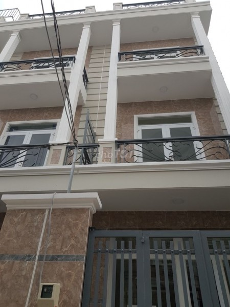 Cho thuê nhà nguyên căn, nhà trong hẻm 6m đường Lê Văn Lương, Nhơn Đức, Nhà Bè, 45m2, 4 phòng ngủ, 3 toilet