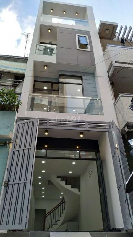Cần cho thuê căn nhà 4m x 20m, tại Cư Xá Lữ Gia Quận 11. Nhà mới cho thuê giá rẻ, 88m2, 5 phòng ngủ,