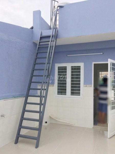 Nhà trên đường Bùi Hữu Nghĩa, P7, Q5. Dt 3.2m x 13.5m giá thuê 16 triệu/tháng, 48m2, 4 phòng ngủ, 5 toilet