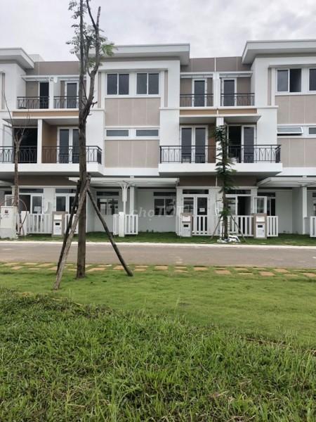 Cho thuê nhà phố liền kề trong dự án Lovera Park Bình Chánh, 3 phòng ngủ, 1 trệt 2 lầu, 75m2, 3 phòng ngủ, 2 toilet