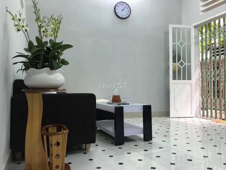 Nhà nguyên căn cần cho thuê, nhà mới, sạch sẽ, đủ tiện nghi, xách vali vào ở ngay, 61m2, 2 phòng ngủ, 1 toilet