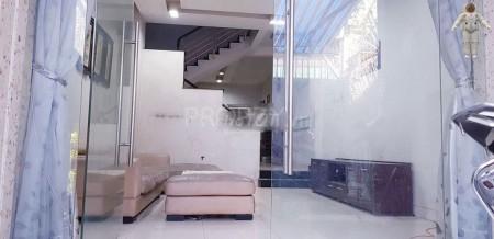 Nhà nguyên căn cần cho thuê 4 tầng, 4 phòng ngủ, 5 phòng vệ sinh tại đường Xóm Chiếu Quận 4, 85.5m2, 4 phòng ngủ, 5 toilet