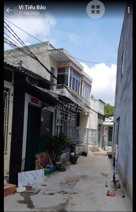 Nhà D1/25 Ấp 5 Quốc Lộc 50, Bình Chánh cần cho thuê giá 5 triệu/tháng, dtsd 72m2 (4mx18m), 72m2, 3 phòng ngủ, 2 toilet