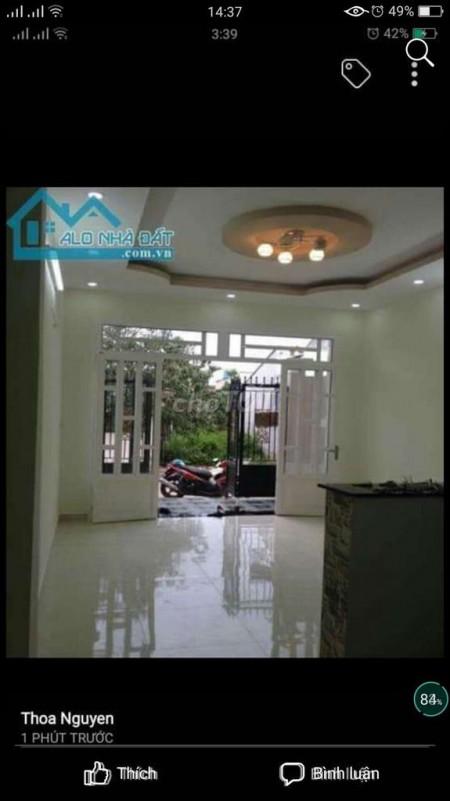 Hẻm 1508 Lê Văn Lương, Nhà Bè cần cho thuê nguyên căn giá 5 triệu/tháng, dtsd 77m2, 2 tầng, 77m2, 2 phòng ngủ, 2 toilet