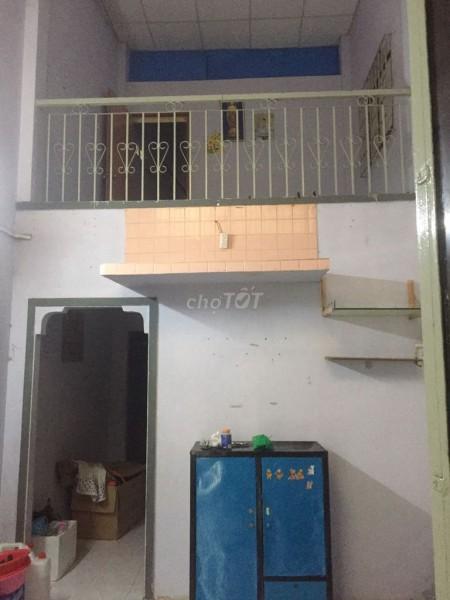 Cho thuê nhà nguyên căn 1 trệt 1 lững, 30m2, có 3 phòng ngủ tại Tôn Thất Thuyết, Quận 4, 30m2, 3 phòng ngủ, 1 toilet