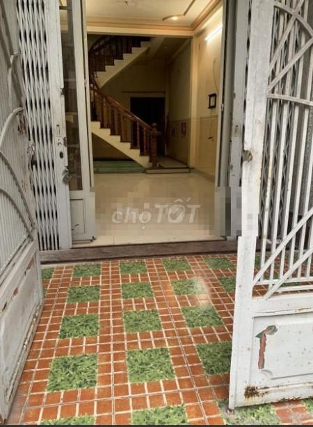 Nhà nguyên căn mặt tiền tự do kinh doanh mọi ngành nghè tại khu Bình Phú 1, Quận 6, 68m2, 3 phòng ngủ, 2 toilet