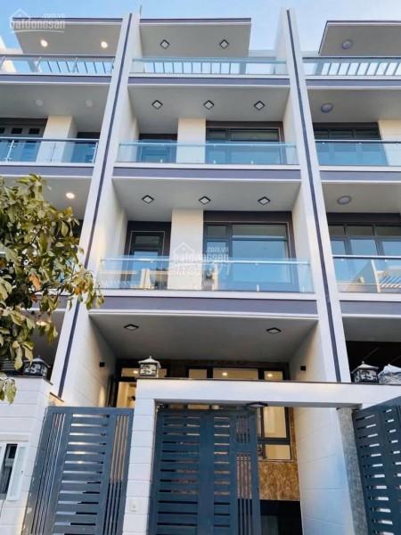 Nhà mới khu nhà liền kề tiện ở gia đình, làm văn phòng mở công ty tại Trần Thị Nhung Thủ Đức, 110m2, 4 phòng ngủ, 6 toilet