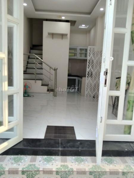 Cần cho thuê nhà nguyên căn trong KDC Phú Xuân, Thị trấn Nhà Bè, Huyện Nhà Bè, 18m2, 2 phòng ngủ, 3 toilet