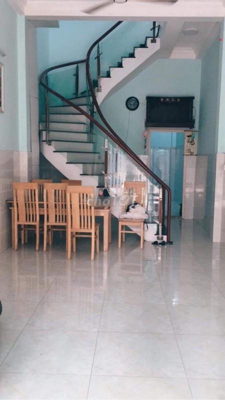 Cho thuê nhà nguyên căn dt 72m2, 4 phòng ngủ tại Cư Xá Phú Lâm A, Quận 6, 72m2, 4 phòng ngủ, 3 toilet