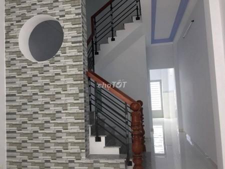 Nhà nguyên căn cho thuê 4m x 20m, mới 100% đường An Dương Vương gần Công Viên Quận 6, 80m2, 2 phòng ngủ, 2 toilet