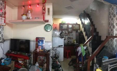Cho thuê nhà nguyên căn 4mx7m, 1 trệt 1 lầu, 2 phòng ngủ, đường Bình Thới Q. 11, 27m2, 2 phòng ngủ, 2 toilet