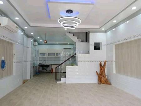Nguyên căn chính chủ cho thuê giá triệu/tháng, dtsd 60m2 (5x12), hẻm Gò Ô Môi, Quận 7, 60m2, 4 phòng ngủ, 3 toilet