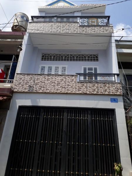 Nguyên căn 205/1/8 Bình Trị Đông, Hẻm xe tải, 2 lầu, Bình Tân, 156m2, 4 phòng ngủ, 3 toilet