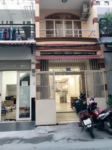 Cho thuê nhà nguyên căn 3 phòng ngủ, 3 phòng vệ sinh, 60m2, mặt tiền đường nội bộ, 60m2, 3 phòng ngủ, 3 toilet