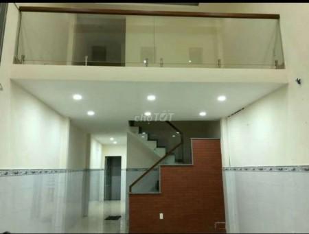 Hẻm ba gác khu dân cư cần bán nguyên căn 64m2, 2 tầng, giá 8 triệu/tháng, Tân Hương, Tân Phú, 64m2, 2 phòng ngủ, 2 toilet