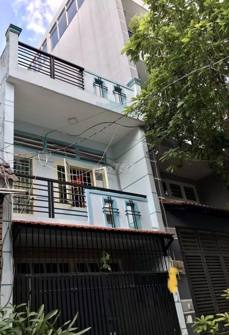 Cho thuê nhà nguyên căn đường mặt tiền đường Lê Quốc Trinh, Tân Phú. Dt 3.7m x 18m, 63m2, 2 phòng ngủ, 2 toilet