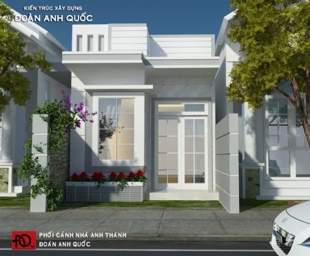 Cho thuê nhà nguyên căn khu Đồng Diều Q8 ; số nhà 51/74 Phạm Hùng, Bình Chánh, TP HCM., 80m2, 3 phòng ngủ, 2 toilet