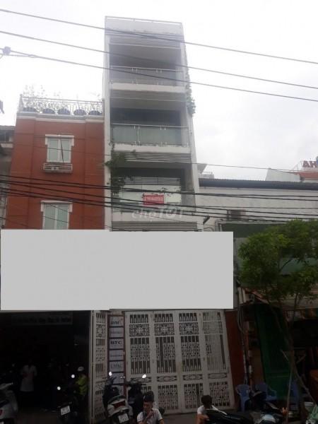 Nhà nguyên căn mặt tiền đường 1 trệt 4 lầu, Tổng dtsd 320m2 thuận kinh doanh nhiều ngành nghề, 88m2, 10 phòng ngủ, 7 toilet