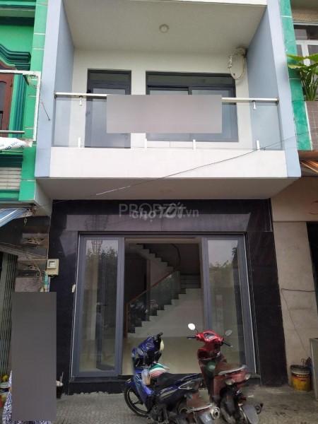 Nhà nguyên căn dtsd 180m2 cần cho thuê mặt tiền kinh doanh đường Nguyễn Văn Luông, Quận 6, 45m2, 4 phòng ngủ, 3 toilet