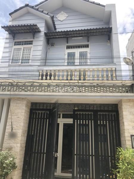 Cho thuê nhà nguyên căn 1 trệt 1 lầu trên đường Dương Đình Hội ngay sau chợ Tăng Nhơn Phú B, 81m2, 2 phòng ngủ, 3 toilet