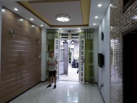 Nguyên căn đang trống rộng 48m2, cần cho thuê giá 21 triệu/tháng, hẻm 338 Điện Biên Phủ, Quận 10, 48m2, 3 phòng ngủ, 4 toilet