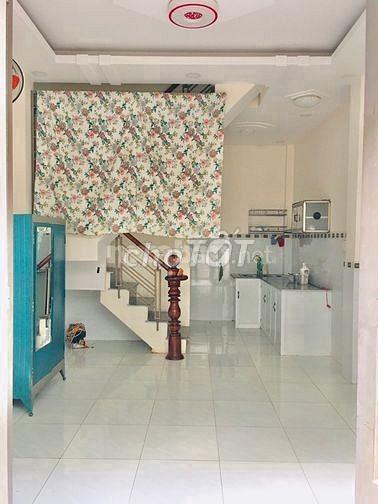 Nhà nguyên căn chính chủ cho thuê đường Hiệp Thành 45 Quận 12. 1 trệt 1 lầu 2 pn, 30m2, 2 phòng ngủ, 2 toilet