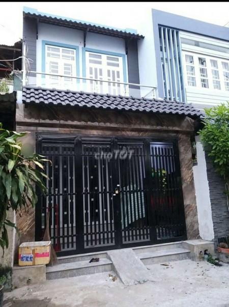 Cho thuê nhà nguyên căn mới tinh, Diện tích 4m x 18m, gồm 4 phòng ngủ tại đường Thạch Lam, Tân Phú, 72m2, 4 phòng ngủ, 2 toilet