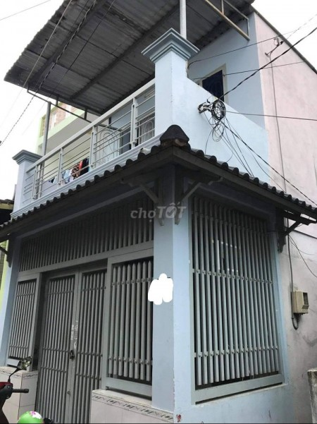 Cho thuê nhà nguyên căn 125m2 và 3 phòng trọ phía sau nhà đường Trần Văn Mười, Hóc Môn, 125m2, 2 phòng ngủ, 2 toilet