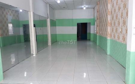 Cho thuê nhà nguyên căn mặt tiền Trịnh Thị Miếng thuận tiện kinh doanh đa dạng ngành nghề, 124m2, 2 phòng ngủ, 1 toilet