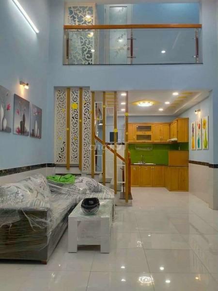 Chủ cho thuê nhà rộng 120m2, 1 trệt, 1 lầu, hẻm xe hơi Vườn Lài, Quận 12, giá 7 triệu/tháng, 120m2, ,
