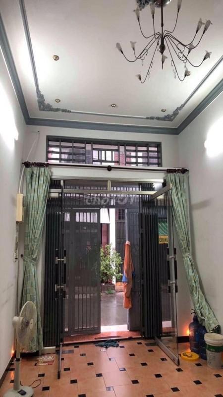 Cần cho thuê nhà nguyên căn đúc 3 tầng kiên cố, dt ngang 4m dài 17m tại Cư Xá Phú Lâm B, Quận 6, 68m2, 4 phòng ngủ, 2 toilet