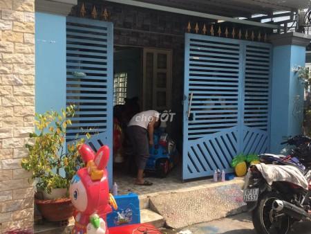 Cần cho thuê căn nhà hẻm Lâm Văn Bền, Tân Quy, Quận 7. Chiều rộng 5m, dài 25m, 105m2, 2 phòng ngủ, 2 toilet