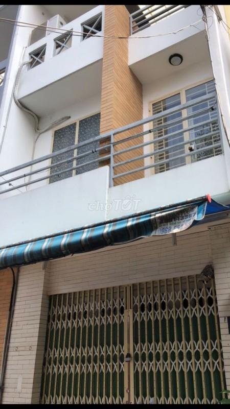 Hẻm một xẹt 20 Tân Quý, Quận Tân Phú cần cho thuê nguyên căn 56m2, 3 tầng, giá 12 triệu/tháng, LHCC, 56m2, 4 phòng ngủ, 4 toilet