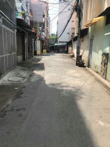 Có nhà hẻm Hồ Biểu Chánh, Phú Nhuận cần cho thuê giá 15 triệu/tháng, dtsd 60m2, khu dân cư, 60m2, 4 phòng ngủ, 3 toilet