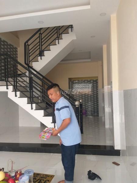 Nhà nguyên căn mới đang trống cần cho thuê nhanh tại Bình Tân, dt 4m x 12m, 2PN, 48m2, 2 phòng ngủ, 2 toilet