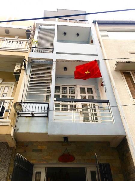 Cho thuê nhà nguyên căn Đặng Văn Ngữ, Phú Nhuận. 60m2, 3 tầng, 18 triệu/tháng, 60m2, 4 phòng ngủ, 5 toilet