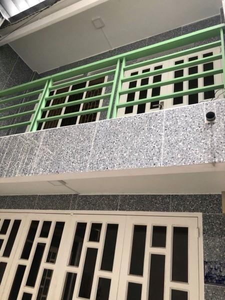 Cho thuê nhà nguyên căn 1 trệt 1 lầu, dtsd 80m2, tại Phú Thọ Hòa, Tân Phú, 40m2, 2 phòng ngủ, 2 toilet