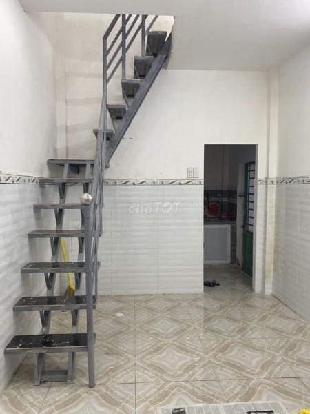 Có nhà đường 3B, Quận Bình Tân chính chủ cho thuê nhanh giá 4.2 triệu/tháng, dtsd 18m2, 18m2, 2 phòng ngủ, 1 toilet