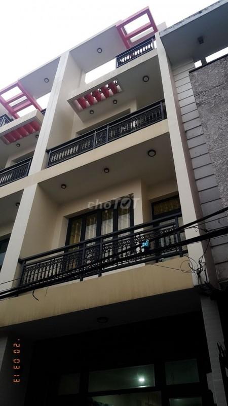 Cho thuê nhà nguyên căn đường Dương Văn Dương quận Tân Phú, 4 tầng, 5 phòng ngủ, 80m2, 5 phòng ngủ, 4 toilet