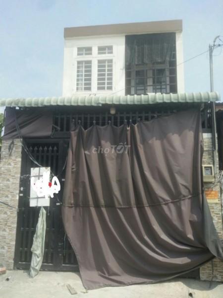 Cần cho thuê căn nhà diện tích 4m x 18m tại đường Nguyễn Thị Thảnh, Hóc Môn, 72m2, 3 phòng ngủ, 2 toilet