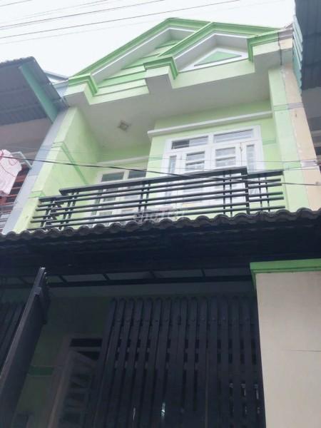 Cho thuê nhà nguyên căn 4m x 18m, 2 phòng ngủ, 1 trệt 1 lầu tại Vĩnh Lộc, Bình Chánh, 48m2, 2 phòng ngủ, 2 toilet