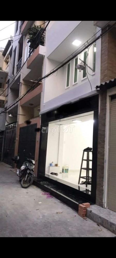 Cần cho thuê căn nhà mới 80m2 tại Nguyễn Trọng Tuyển, Phú Nhuân, 60m2, 2 phòng ngủ, 2 toilet
