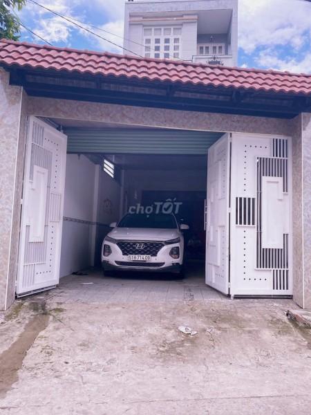 Cần cho thuê nhà nguyên căn đúc 3 tấm kiên cố đường Dương Thị Mười, Quận 12, 150m2, 4 phòng ngủ, 4 toilet