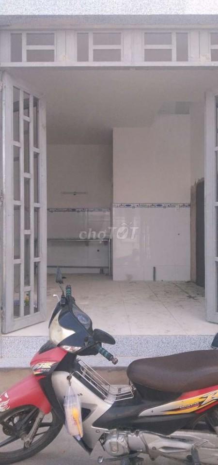 Hẻm xe hơi an ninh, khu dân cư Huỳnh Tấn Phát, Quận 7 cần cho thuê nhà rộng 27m2, giá 4.5 triệu/tháng, 27m2, 1 phòng ngủ, 1 toilet