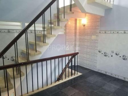 Cho thuê nhà nguyên căn hxh Trần Văn Đang Quận 3. 4 tầng, 3pn mới tinh, trống suốt, 108m2, 3 phòng ngủ, 2 toilet