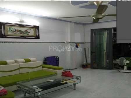 Cho thuê nhà nguyên căn tại Bà Lài Quận 6, diện tích 3.8m x 11.3m, nhà mới đẹp chuyển vào ngay, 43m2, 2 phòng ngủ, 2 toilet