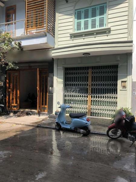 Cho thuê nhà nguyên căn tại Bờ Bao Tân Thắng Quận Tân Phú. 1 trệt 1 lầu, 2pn, 66.2m2, 2 phòng ngủ, 2 toilet