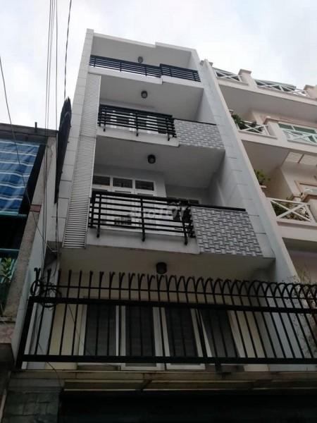 Nhà nguyên căn diện tích sử dụng 211m2, nhà mới đẹp có thể chuyển vào ở ngay tại hẻm 6m Huỳnh Văn Bánh, PN, 53m2, 3 phòng ngủ, 3 toilet