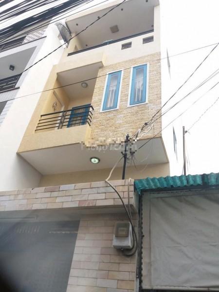 Cho thuê nhà nguyên căn 1 trệt 1 lững 1 lầu tổng dtsd 224m2 tại Trường Chinh Tân Phú, 64m2, 5 phòng ngủ, 3 toilet