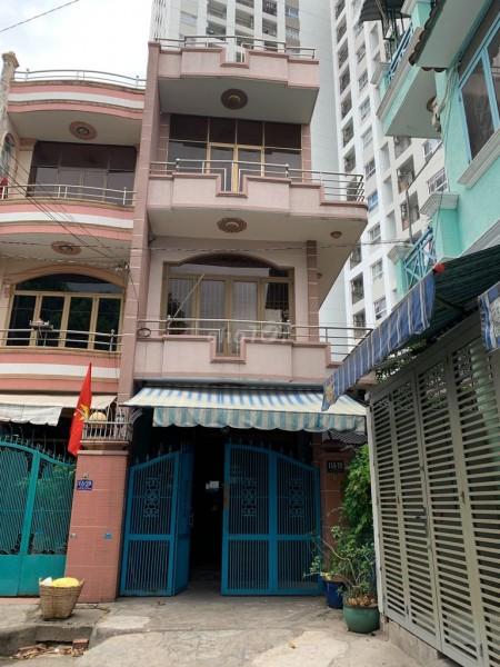 Cho thuê nhà nguyên căn 100m2 tại Tô Hiệu, Hiệp Tân, Tân Phú, nhà 3 tầng, 5 pn, 100m2, 5 phòng ngủ, 3 toilet